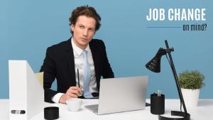 Thinking about a job change