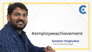 CoreView Employee Achievement - Sanatan Waghulkar