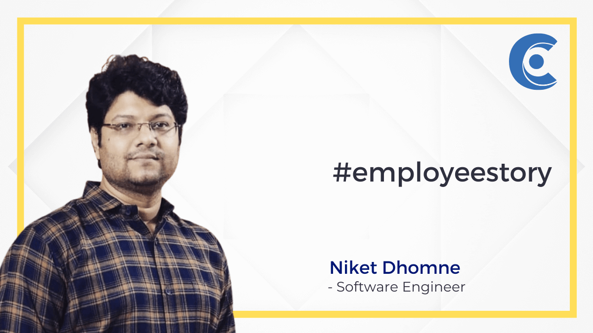 CoreView Employee Story - Niket Dhomne