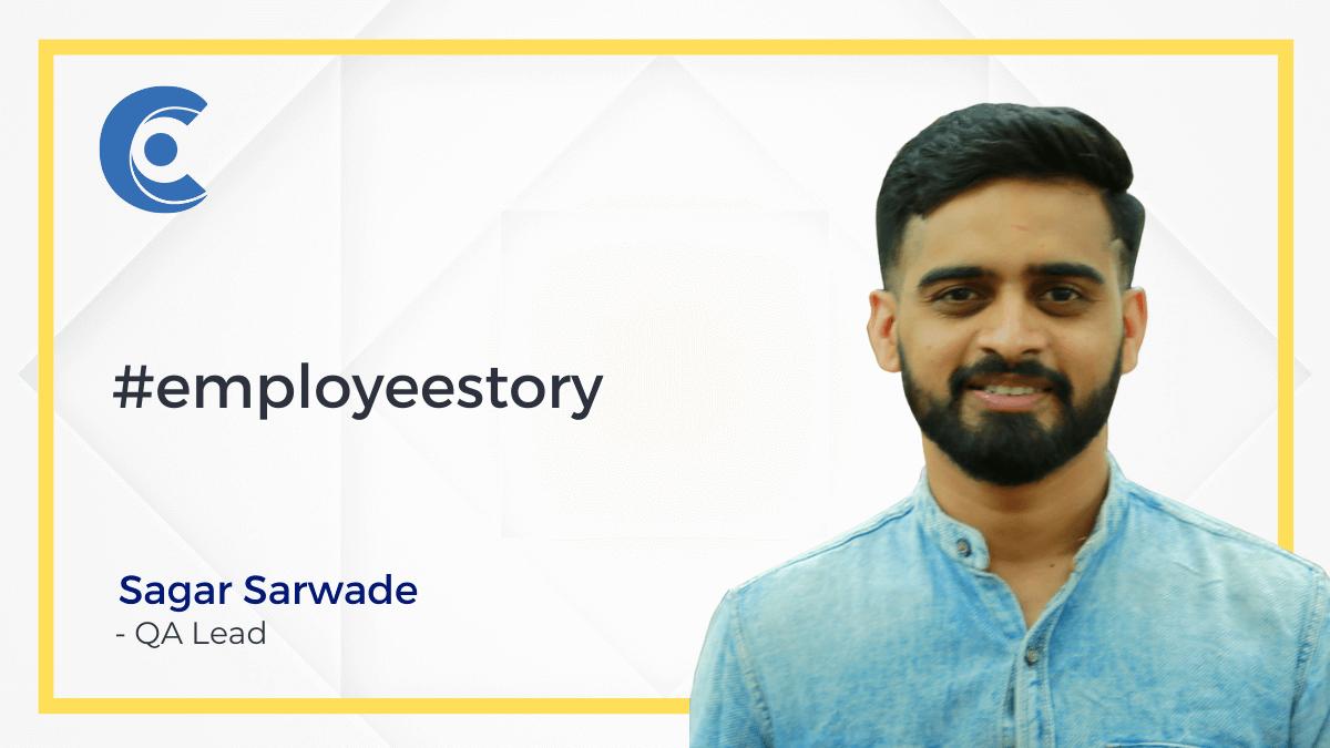 CoreView Employee Story - Sagar Sarwade