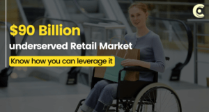 how can you leverage $90 Billion Retail Market