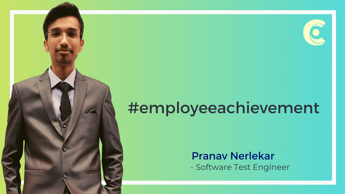 Employee Achievement Story - Pranav Nerlekar